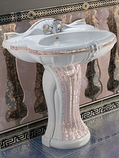 Wash basin New Lord by Ceramica Ala
