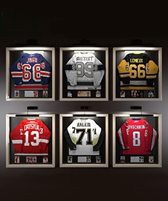 Hockey jerseys NHL stars