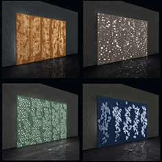 Light Wall Modules – ISOMI