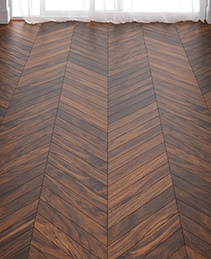 Befag American Walnut Lacquer Parquet Floor in 3 types