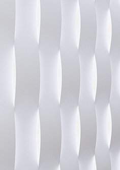 Lightweight 3D wall panels