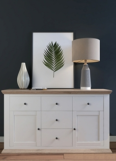 Aredi Scandi chest of drawer