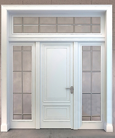 Input ideally doors