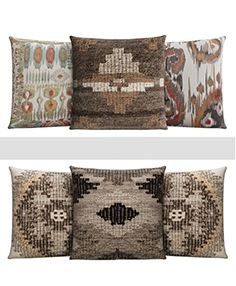 Pillows set by Wayfair shop