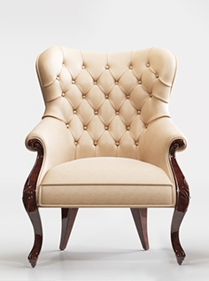 Christopher Guy Elysee armchair