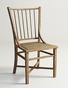 Gramercy Home - MarsEille chair  443.002