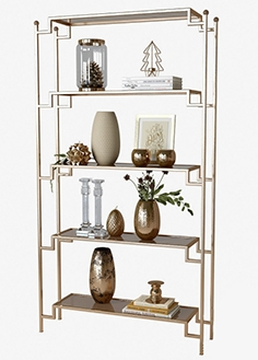 Decor shelf set 2
