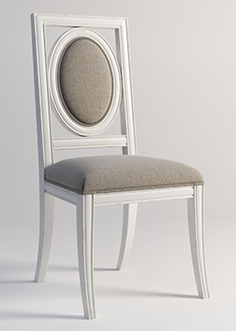Gramercy Home - Marquise side chair 442.019-F01
