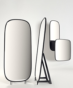 Poliform Audrey mirror