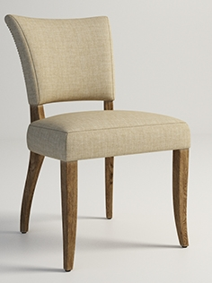 Gramercy Home - Beatrice  chair  442.007-F01