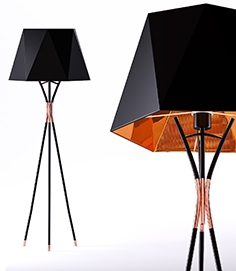 Lightery floor lamp