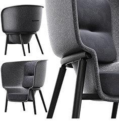 DeVorm Pod chair