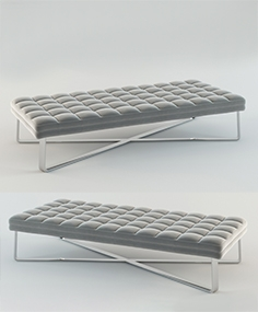 Meridiani  Lolyta bench