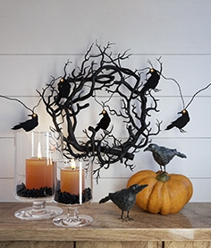 Helloween decorative set