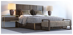 Bedroom Curata, Hooker Furniture
