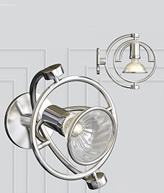 Cini and Nils Fariuno Parete wall light