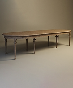 Gramercy Home - Connell table 301.006