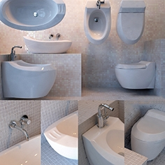 Morphosis washbasin