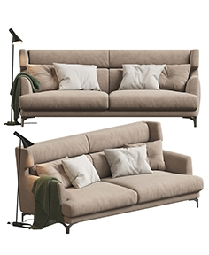 CTS Salotti Well sofa