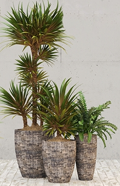 Restoration Hardware corso planter