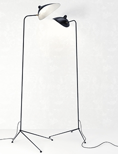 Modern Spider floor lamp