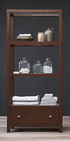 Hutton Tall  Etagere