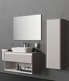 Ideal standard bathroom set