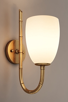 Gramercy Home  - Adamina sconce SN059-1-BRS