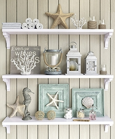 Decorative set for bathroom set 2