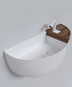 Washbasin Falper Bowllino