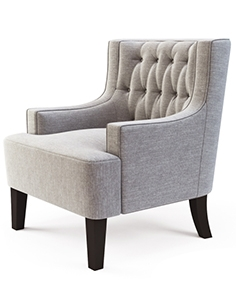 Armchair of dantone Richmond