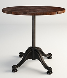 Gramercy Home - Collette table  521.029