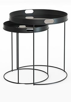 Dome Deco set of coffee tables 12