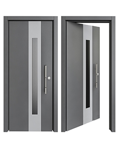 Modern door by Door to door 18