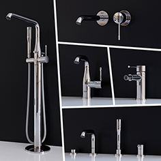 Комплект микшера Grohe Essence New (Часть 2)