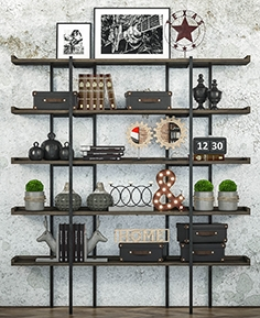 Decorative set loft 1