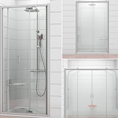 Shower doors Ravak Blix