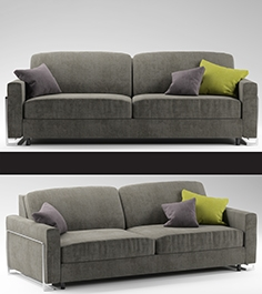 Detente 3-seat sofa-bed