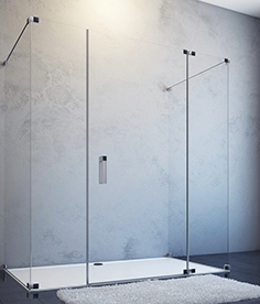 Shower HÜPPE Studio berlin pure
