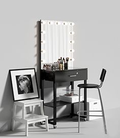 Johnny Wood dressing table