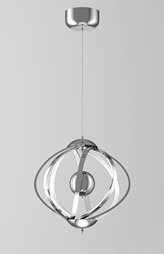 Chandelier Odeon light 4033  50L