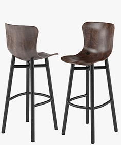 Functionals Wendela bar chair