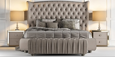 Bed Vogue DV home collection