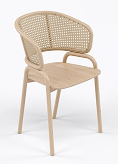 Frantz armchair by Products design studio