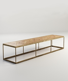 Gramercy Home - Geylon coffee table 521.031