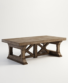 Gramercy Home - Preston coffee table 521.010-2N7