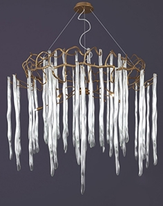 Chandelier Serip Novelties CT