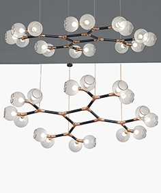 Chandelier Horus Suspension light