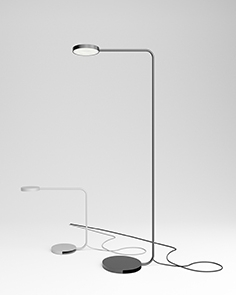 IKEA Ypreling led lamps (table + floor)