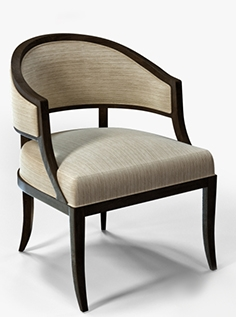 Hickory Chair Claude  5412-23